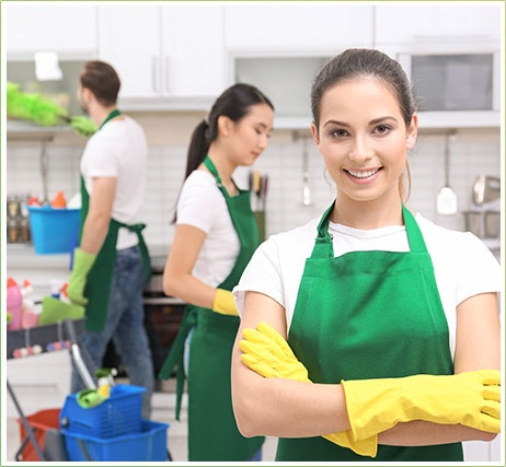 green commercial cleaning services in Philadelphia